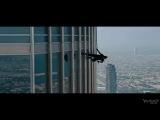 Ролик о создании фильма «Миссия: Невыполнима - 4»